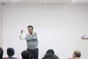 JDS HOMEOPATHIC HOSPITAL SEMINAR Dr. Gajanan V. Dhanipkar  (2)